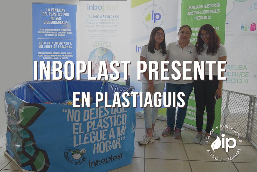 Inboplast presente en Plastianguis
