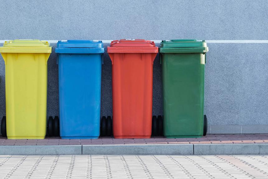 plástico, bolsas, reciclaje