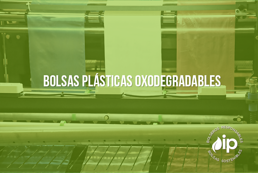 Bolsas plásticas oxodegradables