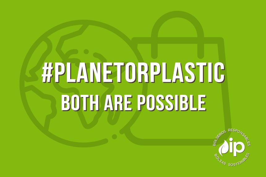 #PLANETORPLASTIC: BOTH ARE POSSIBLE